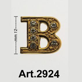 INIZIALI APOLLO PICCOLE ART.2924 Image