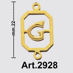 "INIZIALI ""CAPITOL"" ART.2928 Image"