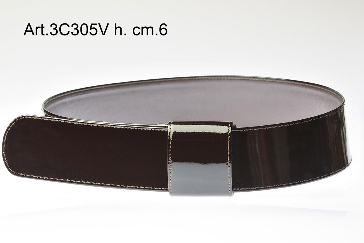 Cintura Vernice  Art.3C305V Image