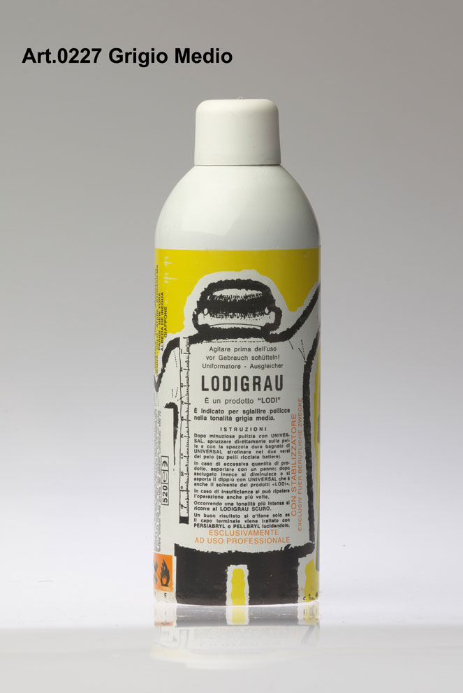 LODI SPRAY GRIGIO -SCURO-MEDIO-PERL Image