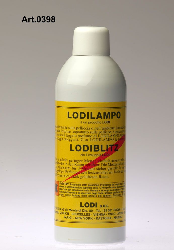 LODILAMPO Tarmicida Spray Image