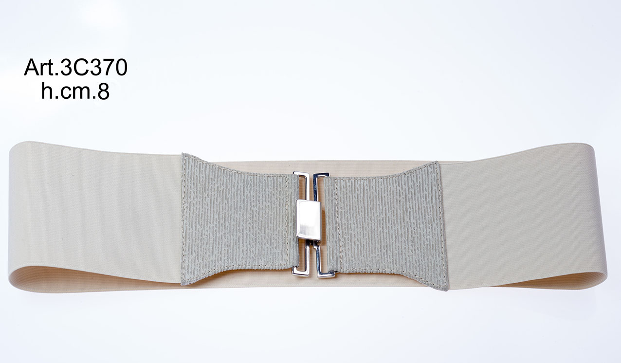 Cintura Pelle\Elastico Art.3C370 Image
