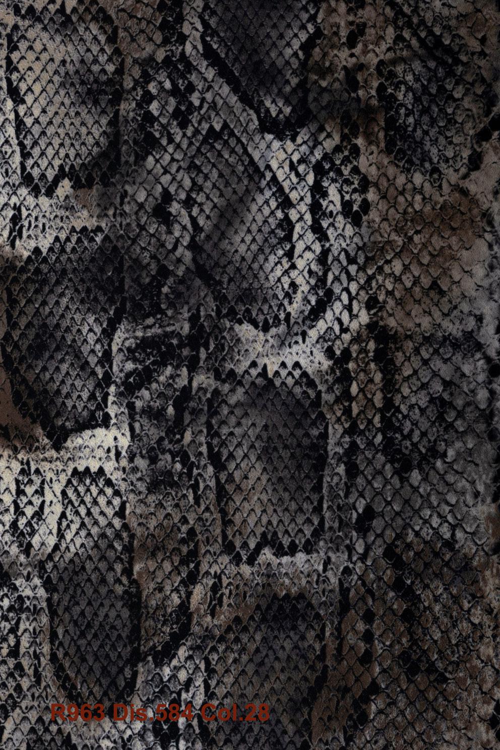 ART.R963 MINORCA CREPE STAMPATO Dis.584 Col.28 Image