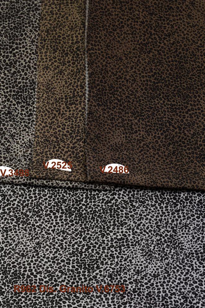 ART.R962 CREPE DORIANA STAMPATO 100 % POLIESTERE ART. Dis. GRANITO Image