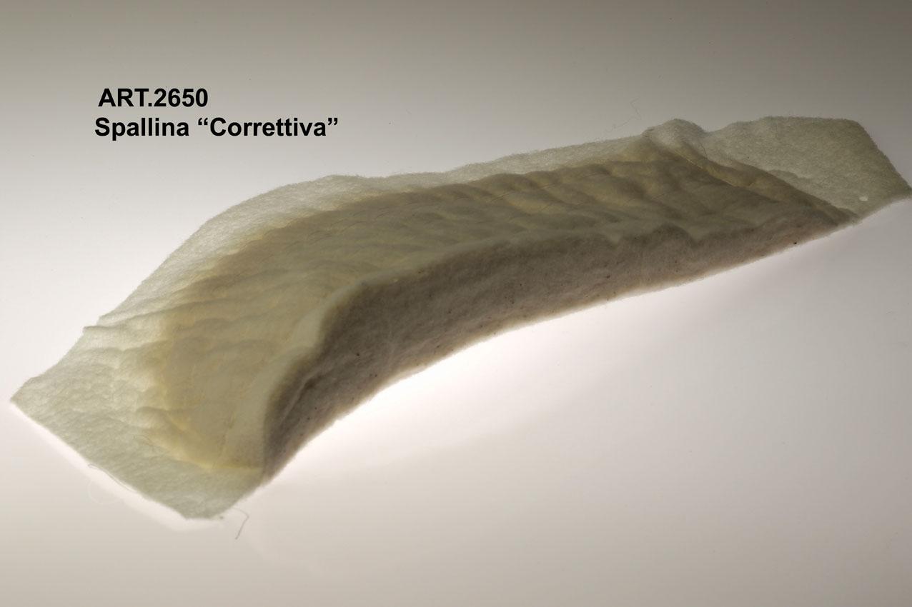 SPALLINE CORRETTIVE ART.2650 Image