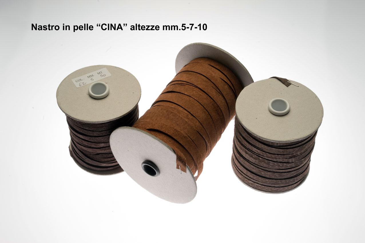 "NASTRO PELLE ""CINA"" Image"