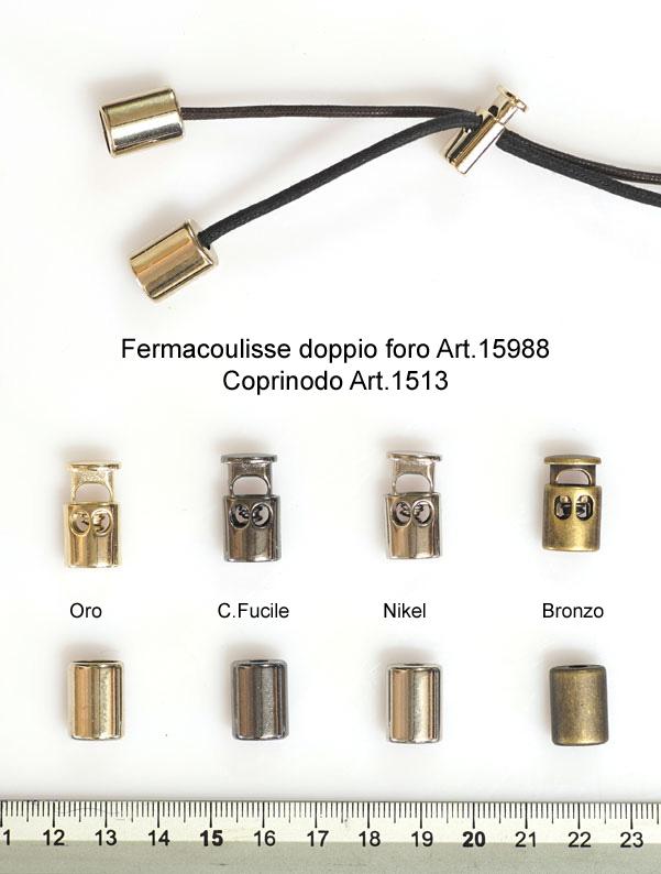 FERMACOULISSE DOPPIO FORO Image